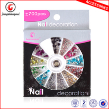 fengshangmei China factory crystal stone for nail art , nail crystal stones