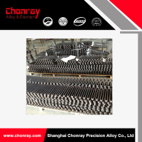 Nickel nichrome Cr20Ni30 alloy electrothermal heating element coil ribbon