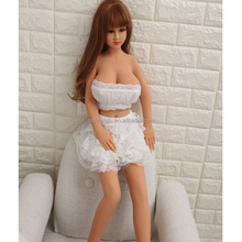 Lifelike Huge Breast 100 Silicone Heated Sexy Beautiful Young Girl Sex Doll
