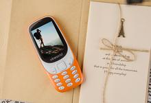 2.4inch Super Slim Handphone Cheap 3310 New Mobile Phone with Dual SIM Cards True 1450mAh Battery