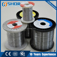 yancheng shuanghong nichrome ribbon wire electric resistance heating wire