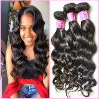 good cuticle raw human hair facory sale best hair for black women bouncy and glossy malaysian braiding hair