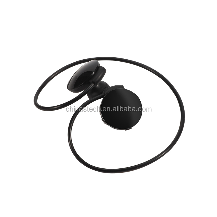 Newset Bluetooth Headset with Magnet for iPhone 6S, Samsung, Hua Wei