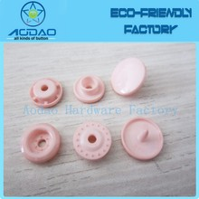 KAM Plastic Nylon Snap Button Fastener 4 part Buttons For Kidswear