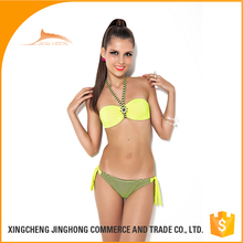 fashion young girl woman sexy swimsuit bikini beachwear for mature woman