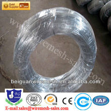 low price zinc coated electro galvanized binding wire Factory