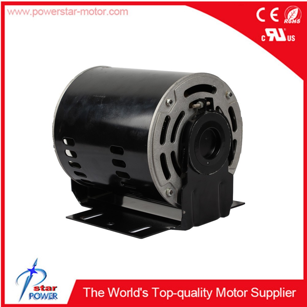 3/4 220v 50hz 950/1425rpm 2/4A 6 pole cw semi-enclosed evaporative ac electric fan water cooler motor