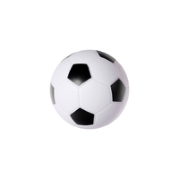 High Quality Small Football Sport Plastic Toy Ball, Durable Pet Toy Ball