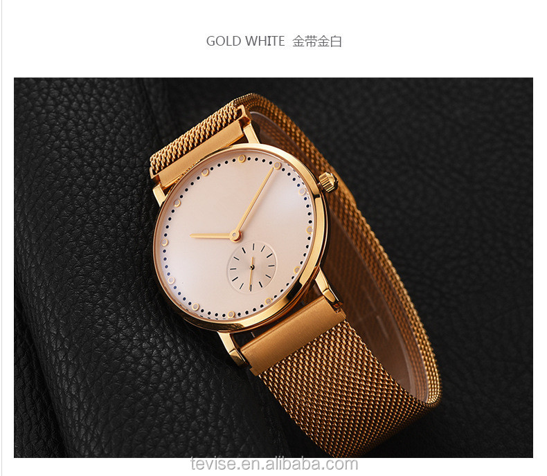 stylish simple fashion cluse watch for European young people for OEM