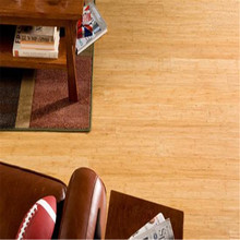 Carbonized Click Lock Solid Strand Woven Bamboo Parquet For Living Room Flooring Decking
