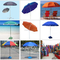 Tilt Promotional Sunshade Beach Umbrella With