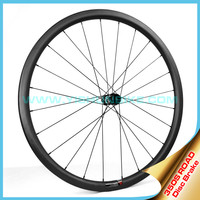 2016 YISHUNBIKE Light Weight Carbon Road Bicycle Wheelset U-Shape Rims For Road With 350S Disc Brake