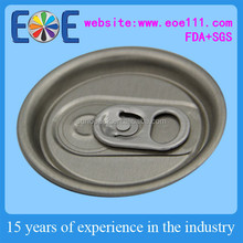Fiji 113SOT#46mm direct from maker milk beverage easy open aluminium lid /EZO