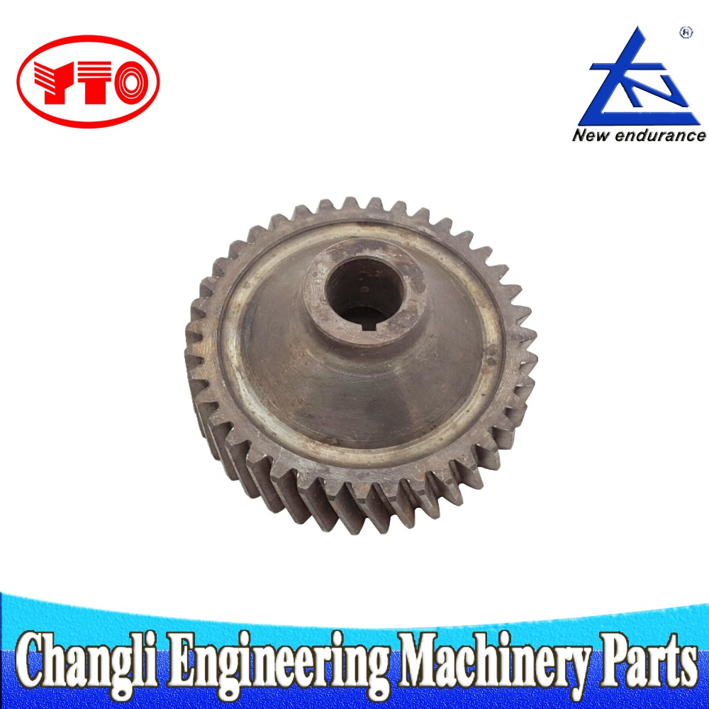 Xiagong Loader Engine Spare Parts YTO Dongfanghong Engine Air Compressor Gear For LR YTR Engines LR060021