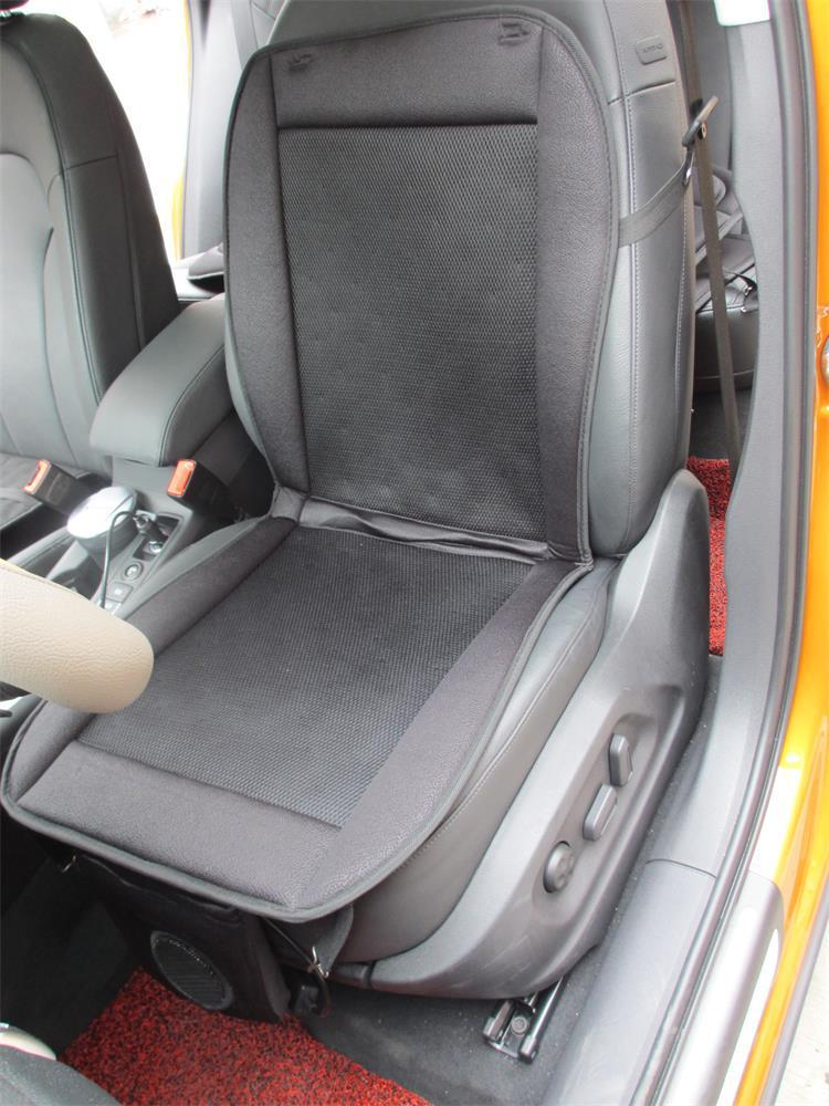 summer adjustable speed fan dc12 v car cooling seat cushion buy summer car seat cushion summer. Black Bedroom Furniture Sets. Home Design Ideas