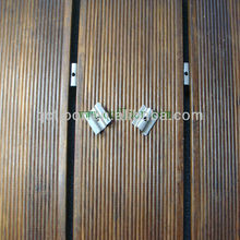 swimming pool outdoor strand woven bamboo decking