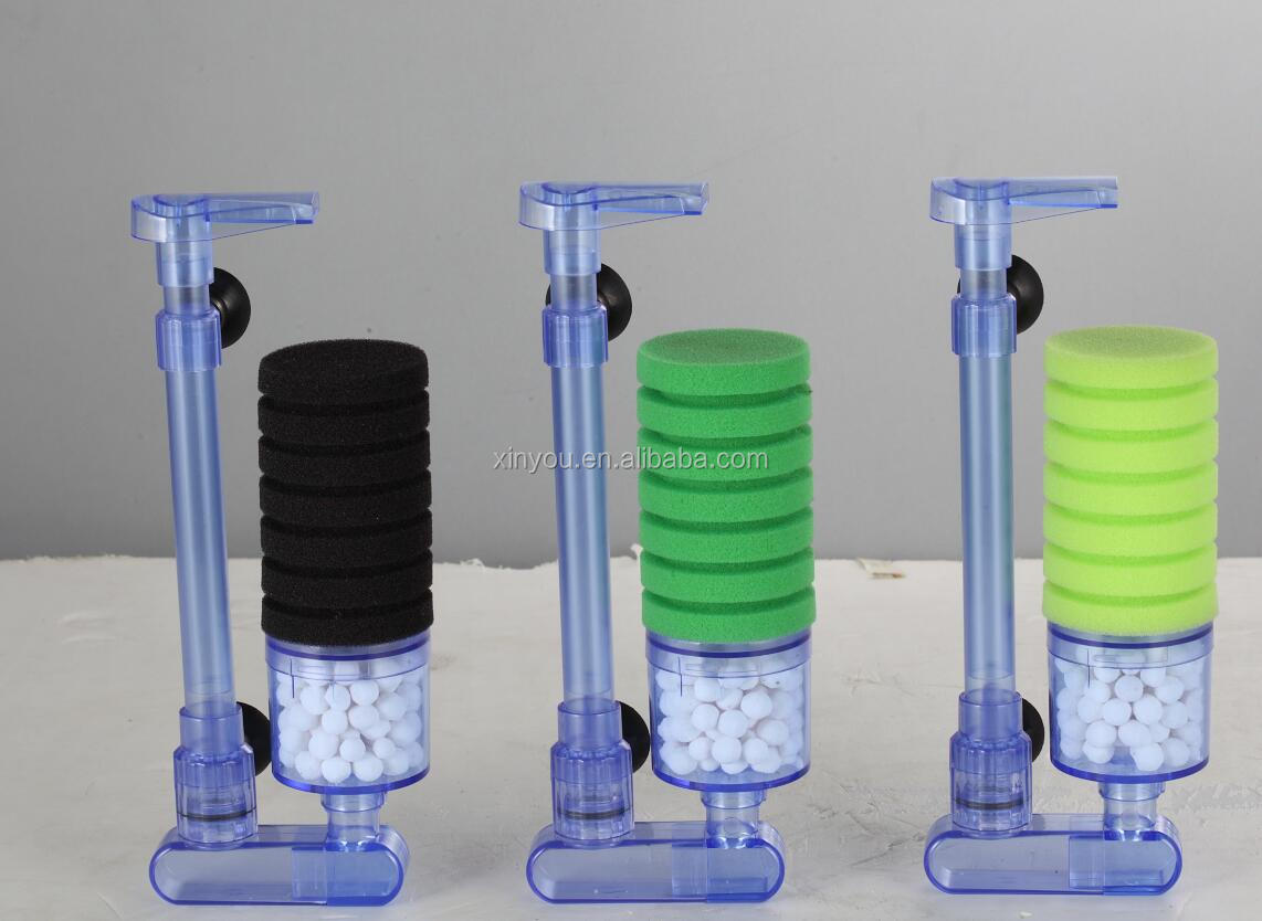 2018 new-style LVNENGJIA sponge filter without pump LN20