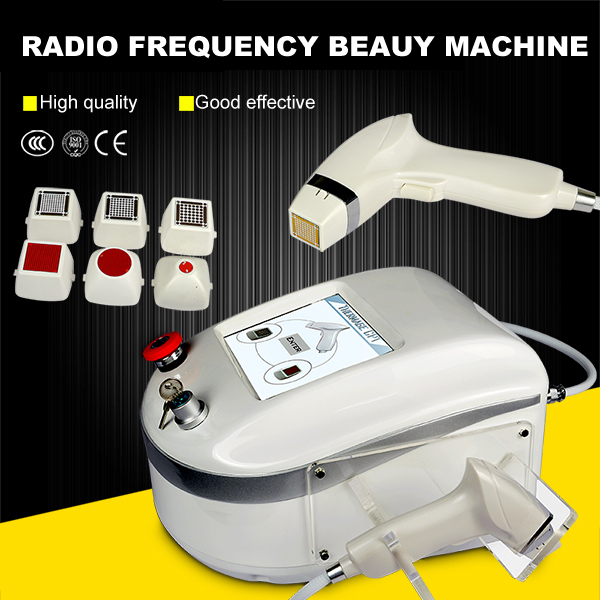 professional thermagic fractional rf skin tightening machine/radio frequency facial machine for sale