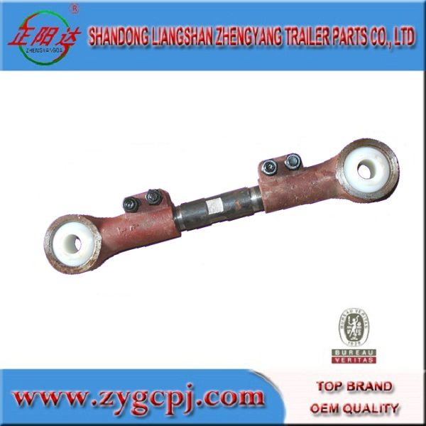 Boat trailer rollers Torque arm