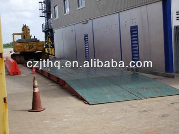 SCS-120t truck scale digital industrial weighbridge