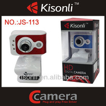 Hot Sales in Market usb Mini Packing cmos pc Camera