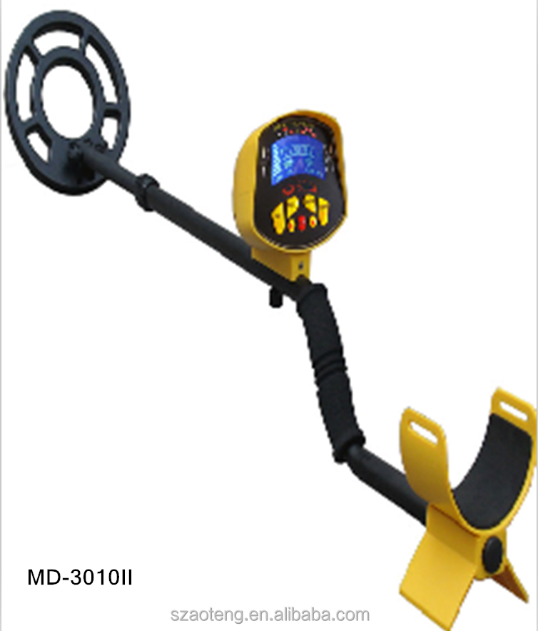Super Underground Treasure Gold Metal Detector(MD-3010II),Deep Ground Search gold metal detector / Metal finder,
