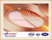 regrigeration and air conditioning seamless copper tube, copper pipe