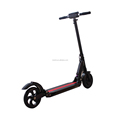 2016 Original factory 8 Inch kick Folding Mobility Electric Scooter 500w 24v for teenagers