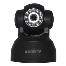 Big Brand in China - Wanscam Wireless & Wired Pan & Tilt IP Camera