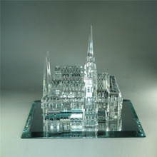 various K9 crystal mosque model for Wedding birday gifts