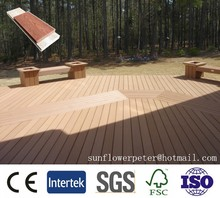 wpc decking and wood look exterior wood panel,cheap composite decking material from china,decorative outdoor wall board