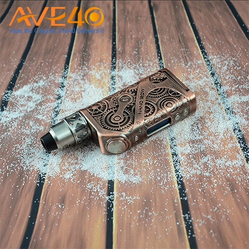 AVE40 Exclusive vape Tesla NANO 120W TC BOX MOD