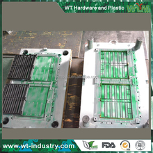 Professional customized plastic air grill injection mould maker