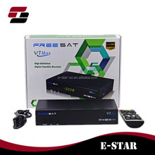 2016 Newest Digital Satellite Receiver super max Freesat V7 Max (DVB-S2) Factory Price