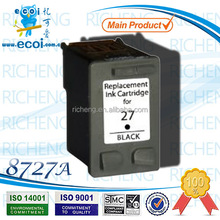 wholesale inkjet cartridge for hp 8727a no.27