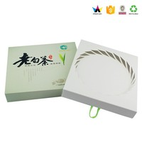 Paper Moon Cake Box With Clear