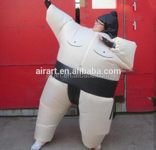 custom Giant Inflatable sumo costumes