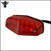 Red LED Motorcycle Brake Light Taillight For Yamaha Motorcycle