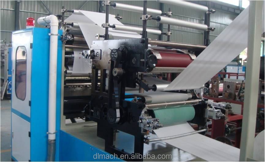 CE Box Drawing Type Automatic Facial Paper Tissue Making Machine