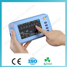 BS0253 Handheld Touch-screen Multi-parameter Patient Monitor