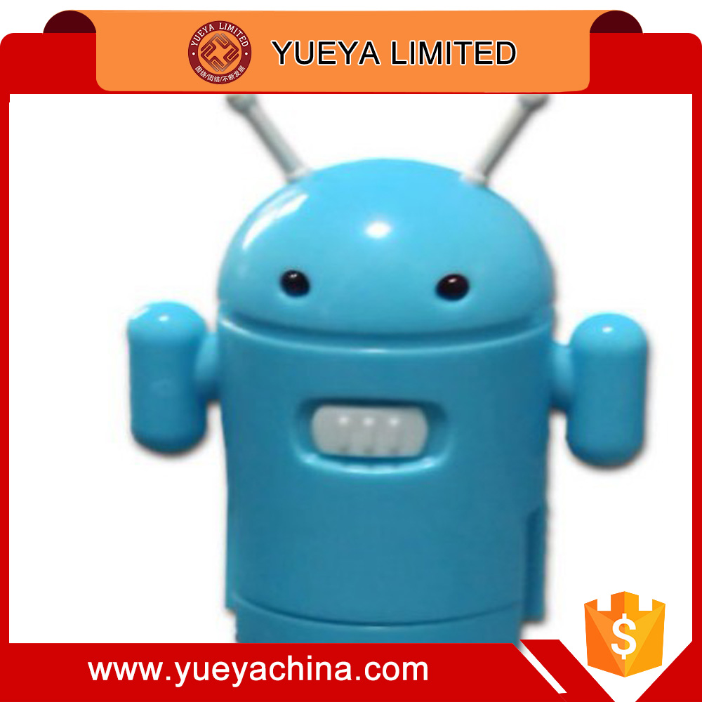 lovely Android robot USB adapter