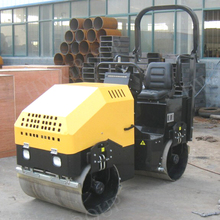 New vibrating steel road roller new road soil roller hydraulic driving roller compactor price