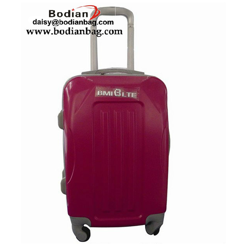 alibaba china supplier high quality fashional colorful cute travel trolley luggage
