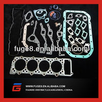 Used for MITSUBISHI diesel engine full head gasket kits 4M40