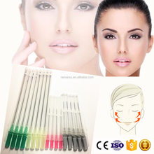 Microsurgery face lifting thread pdo for wholesales