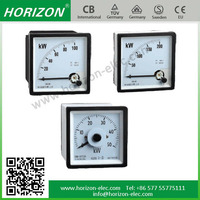 OB96 Type KW single phase power meter 96*96 voltage current power meter display