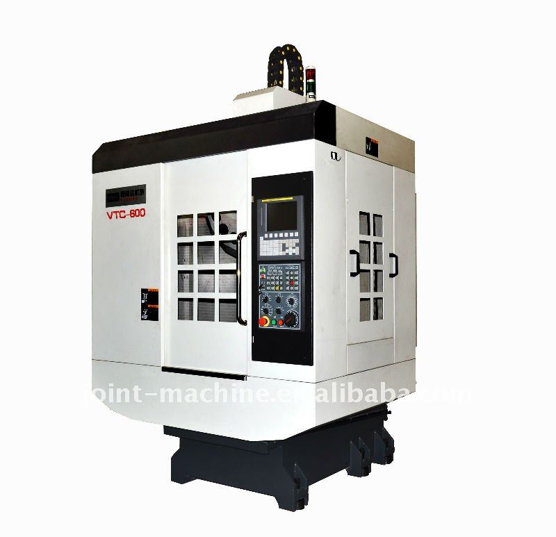 The Most Popular CNC Drilling and Tapping machine center VTC-600