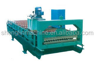 Corrugated Panels Roll Forming Machine