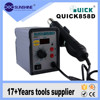 Mobile repairing SMD rework station hot air Rework Station Quick 858D