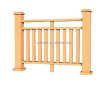 1000*1000mm wpc fence,wood plastic composite wpc fence outdoor